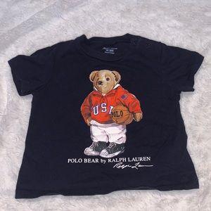 Polo bear Ralph Lauren
